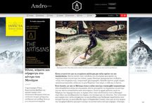 Andro.gr / Δημοσιεύσεις μου στον ιστότοπο Andro.gr Photos: Nikos Karanikolas
