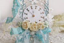Gifts: wrapping & tags. Упаковка подарков / Как красиво упаковать и подписать подарки с помощью продукции C.H.E.A.P.-Art