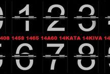 Mit jelentenek a számok? / Mit jelentenek a számok?