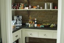 kitchen design / layout and style