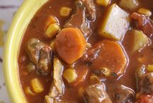 Soups, Stews, and Slowcooker