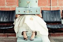 Suitcases / by RubyJu Events
