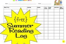 Summer Reading / by Lindsey Stapleton