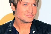 Keith Urban / A board dedicated to the greatest singer, no, the greatest man, that ever was! / by Megan Ashleigh