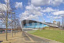 london aquatics center