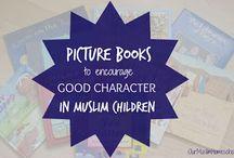Muslim Children's Books / Islamic children's literature, Picture books for Muslim kids, Muslim children's books