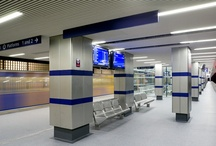 Seamless Floors for Train Stations