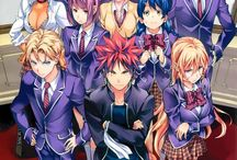 food wars- shokugeki no soma
