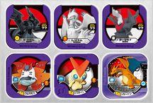 Pokemon Tretta Arcade / Pokemon Tretta is part of the Pokemon Arcade Game series. More info @ http://www.pokemondungeon.com/games/pokemon-arcade-games