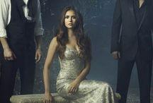 The Vampire Diaries / Sim, eu sou fã...