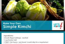 Kimchi & pickled veggies