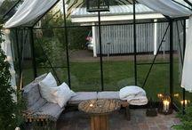Mit drivhus