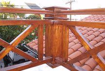 baranda y balcon