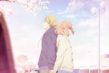 ♡Beyond the boundary/Kyoukai no kanata♡