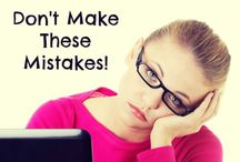 Learn From Mistakes{Bloggers}
