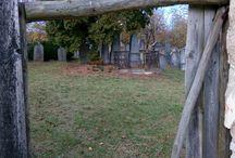 Starý židovský hřbitov Mořina