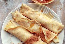 Pancakes, oatmeal land