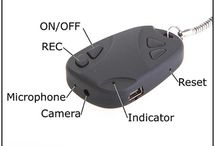 Spy Hidden Keychain Camera in Delhi India