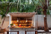 Restaurantes terrazas