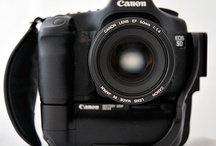 My Camera Bag / by Crystal Samson