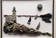 миниатюры из камней