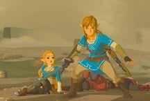 Zelda: Breath of the Wild Costumes