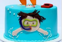 Mikey's 1st birthday