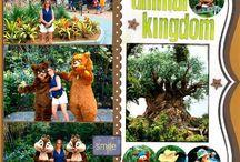 Scrapbooking - Disney