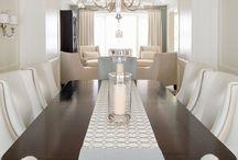 Interior Design Inspo - Dining Room