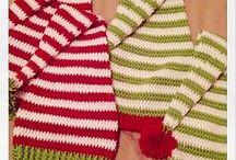 crochet juletøj