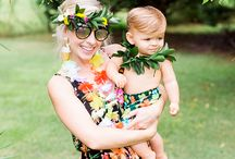 Tropical Party / Tropical party ideas including birthday and ideas for adults and children including tropical party favors, tropical party food, tropical supplies, tropical party decor and decoration and tropical party games.