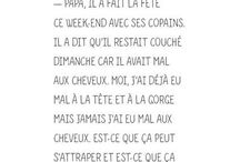 paroles d'enfants