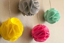 Kids crafts / by Priscila Martinez Santiso