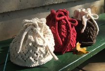 Knitted bags / Knitted bags