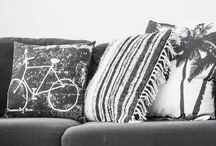 P I L L O W T A L K / Kussens, pillows, cushions, kissen