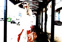 Transaction' Fashion artist Leni Smoragodva / $M