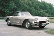 Corvette Stuff / HowStuffWorks has your full history of classic Corvettes on this custom pinterest board.  Check 'em out!
