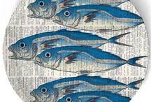 ψάρια.