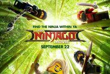 Ninjago Movie Kindergeburtstag