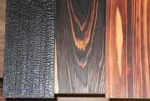 Intensify wood