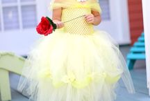 Kostým Belle