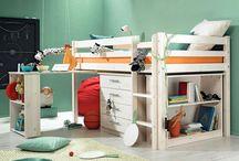 Inspiratie pentru camera tinerilor / Inspiratia kika pentru camera celui mic