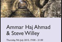 Poetry Night, Ammar Haj Ahmad & Steve Willey / P21 Gallery Watadd invites you to:   Poetry Night, Ammar Haj Ahmad & Steve Willey, Thursday, 9th July 2015, 19:00 - 21:00, RSVP: https://podio.com/webforms/12668503/865438