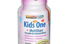 Kids vitamins