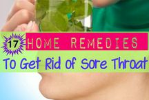 Home remedies / by Tracy Beenken