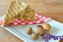 4Pure - Lunch / #lunch #recipes #4pure http://www.4pure.nl
