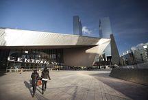 Architecture Rotterdam / Innovation in architecture in Award winning City Rotterdam