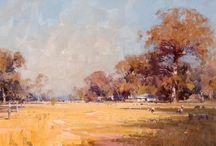 Artists Australian Landscapes