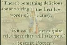 beatrix potter and such / by Lillian Reeves