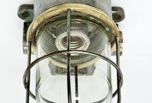 Lamp bijkeuken